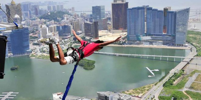 Where To Try Bungee Jumping