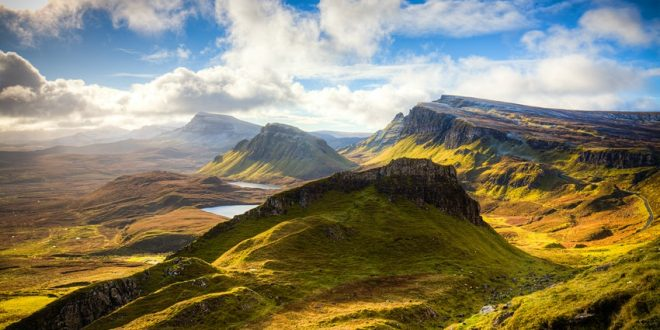 The best time to travel to Scotland