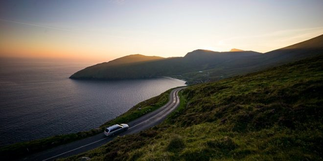 Best Places to Go Stargazing: The Wild Atlantic Way, Ireland