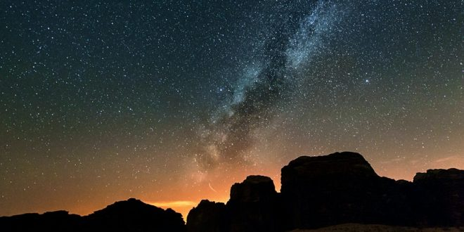 Best Places to Go Stargazing: Wadi Rum, Jordan