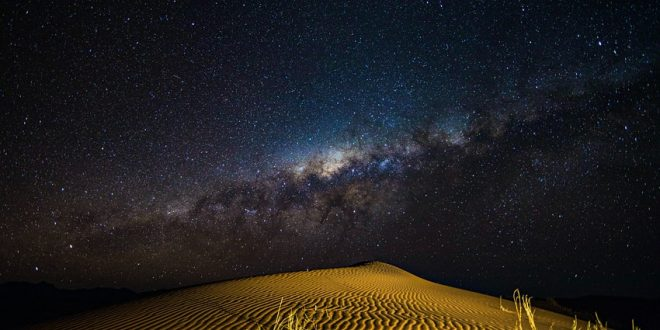 Best Places to Go Stargazing: NamibRand Nature Reserve, Namibia