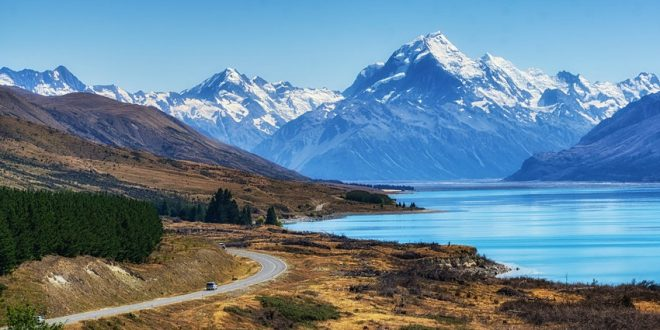 Best Places to Go Stargazing: Aoraki Mackenzie Dark Sky Reserve, New Zealand
