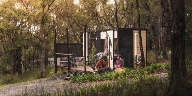 Australia: Most popular winter Tiny House escapes